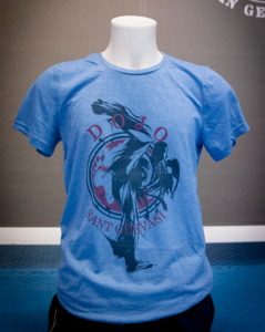 Camiseta Azul Mawashi Blue